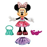 Minnie Brillos a la Moda