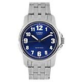 Reloj Análogo Azul Hombre