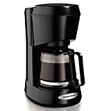 Cafetera 5 Tazas Negra