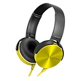 Audífonos Amarillo MDR-XB450APY