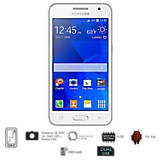 Celular Libre Galaxy Core II DS Blanco