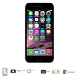 iPhone 6 Plus 64GB Gris Libre