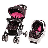 Coche Travel System Spree Priscilla