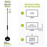 Antena para TDT HD