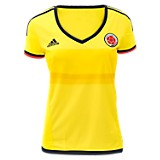 Camiseta Selección Colombia Mujer Local