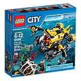 Lego City Submarino de Gran Profundidad