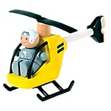 Helic�ptero con Piloto