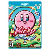 Videojuego Kirby and The Rainbow Curse