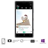 Celular Libre Lumia 830 Negro