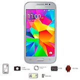 Celular Libre Galaxy Core Prime 8GB LTE Gris Oscuro