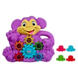 Stack 'n spin monkey gears