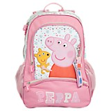 Backpack 14 peppa hearts