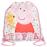 Gym sack peppa hearts