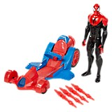 Spd th series spider man with racecar