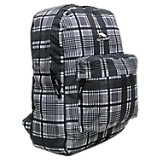 Morral Mugsy Mad For Plaid Gris