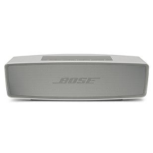 Altavoz Bluetooth SoundLink Mini II Plateado
