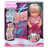 Muñeca Nenuco mechas rosas