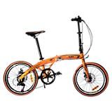 Bicicleta Plegable Q6