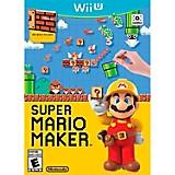 Videojuego Super Mario Maker