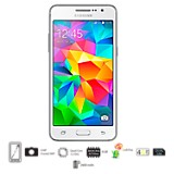 Galaxy Grand Prime LTE DS Blanco Celular Libre