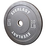 Plato para pesas 10 lb gris