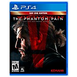 Videojuego Metal Gear Solid V The Phatom of Pain
