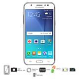 Galaxy J5 LTE Blanco Celular Libre DS