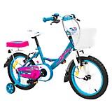 Bicicleta light 16 nina canasta Rin 16