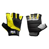 Guantes alpino color negro y amarillo