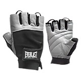 Guantes authority ii color negro y gris talla m