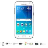 Galaxy J2 LTE DS Blanco Celular Libre