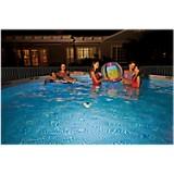 Luz led flotante para piscinas