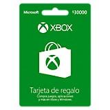 Tarjeta Xbox Live $30.000