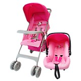 Coche Travel System Hello Kitty