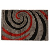 Tapete Venecia Shaggy Espiral 200x285 cm