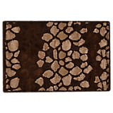 Tapete Venecia Shaggy Piedras 133x190 cm