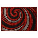 Tapete Venecia Shaggy Espiral 160x230 cm