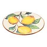 Plato de Ensalada Limones 20 cm