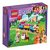Lego Full Real Friends Tren de Fiesta