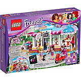 Lego Full Real Friends Cafetera Cupcakeas Heartlake