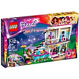 Lego Friends Estrella del Pop Casa de Livi