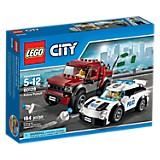 Lego City Persecuci�n Policial