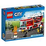 Lego City Cami�n de Bomberos con Escaleras