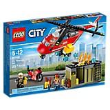 Lego City Unidad de Respuesta contra Incendios