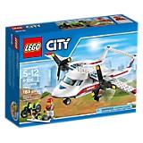 Lego City Avi�n Ambulancia