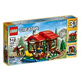 Lego Creator Caba�a Junto al Lago