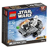 Star Wars First Order Snowspeeder