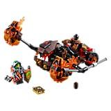 Lego Nexo Knights Moltor Lava Smasher