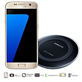 Galaxy S7 LTE Celular Libre + Cargador Inalámbrico + Micro SD