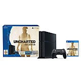 Consola 500GB Uncharted Nathan Drake Collection